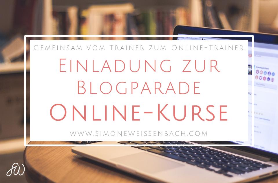 Blogparade Online-Kurse