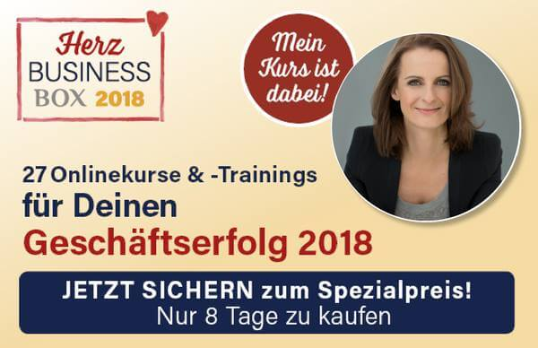 Herzbusiness-Box, Trainer-Online-Business