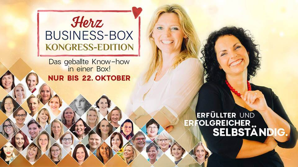 Herzbusiness-Box-Kongress Expertinnen