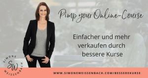Online-Programm: Einfacher verkaufen durch bessere Kurse