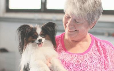 [EOKT062] Mit einem ungewöhnlichen Thema online gehen – Interview mit Claudia Hußmann und ihrer Online-Hundeschule