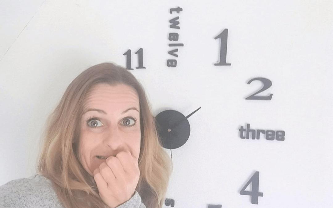 """""""Ich habe doch keine Zeit!"""" und wie du trotzdem gute Online-Inhalte erstellen kannst"""
